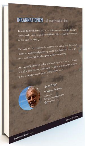 Inkarnationen af forfatter Arne Frost